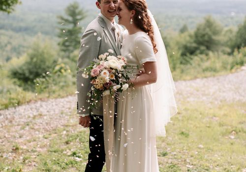 <p>Bride and groom main image</p>