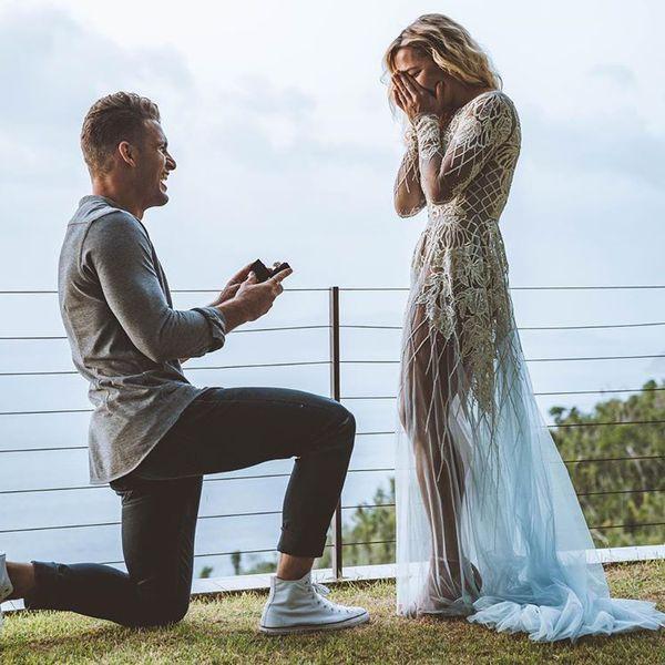 man proposal to woman