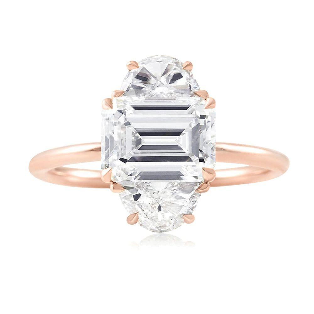 K Kane Custom Engagement Ring