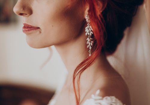 Bride pre-wedding