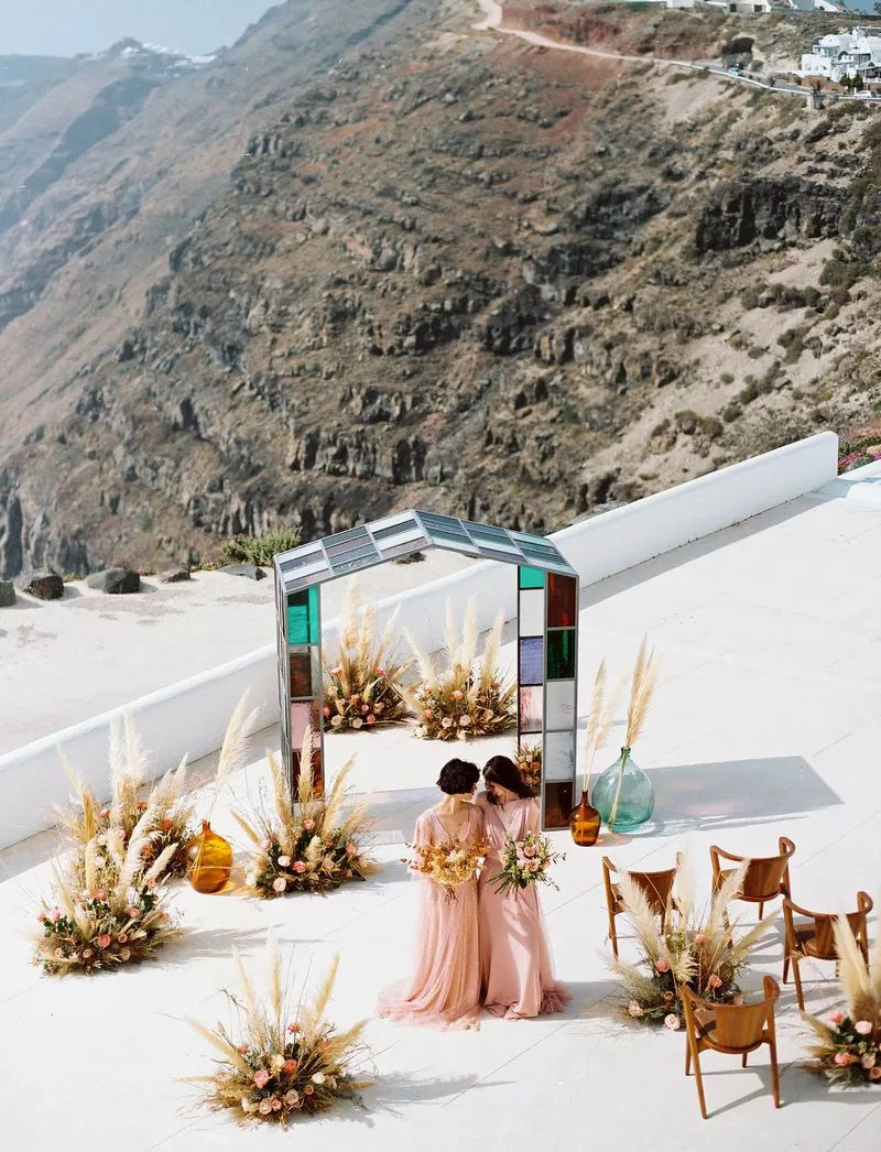 43 Stunning Ceremony Locations To Inspire Your Own