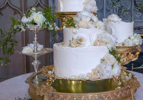 Meghan Markle and Prince Harry's wedding cake