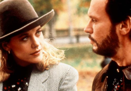 Meg Ryan and Billy Crystal in 'When Harry Met Sally.'
