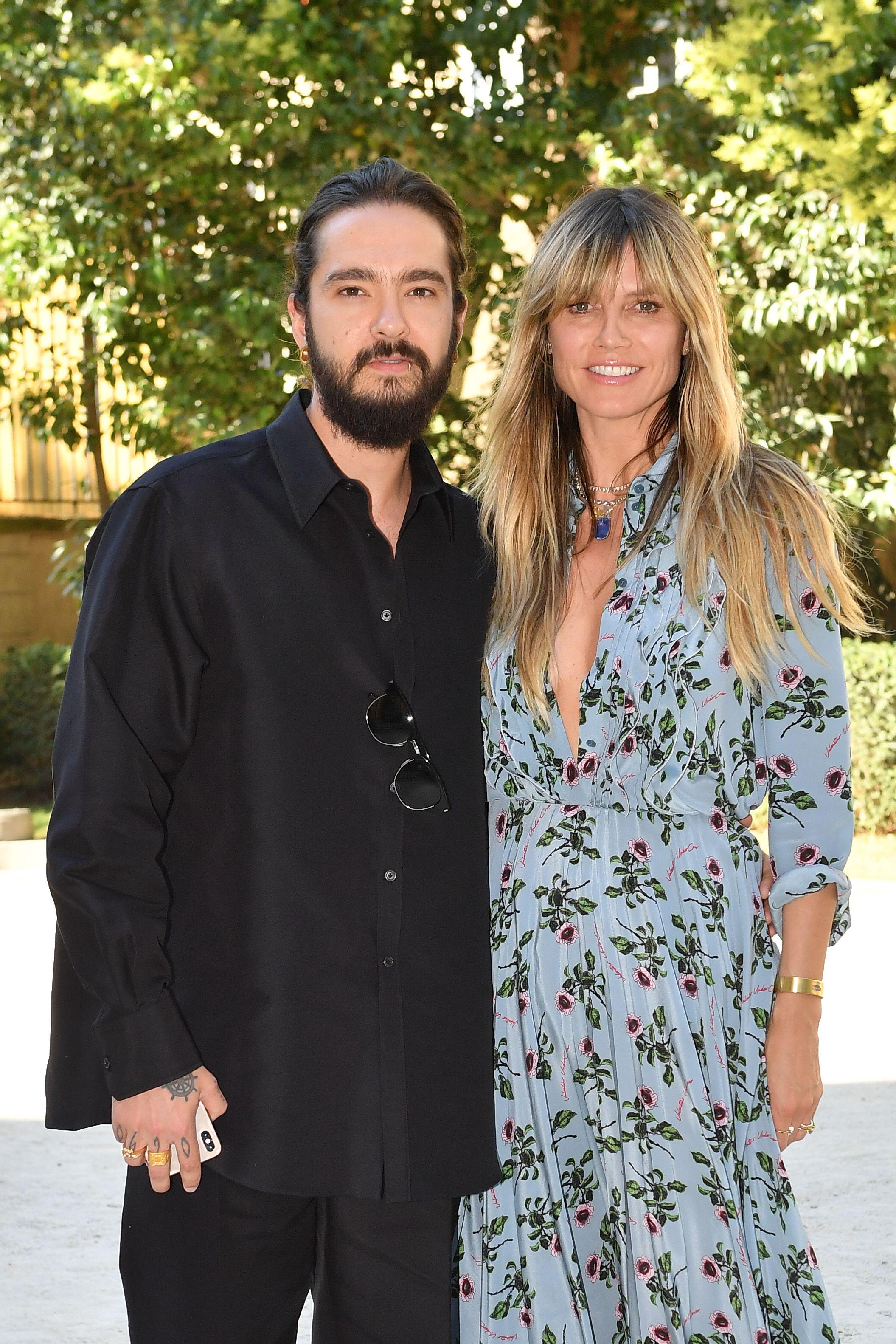 Heidi Klum Marries Tom Kaulitz For Second Time In Capri