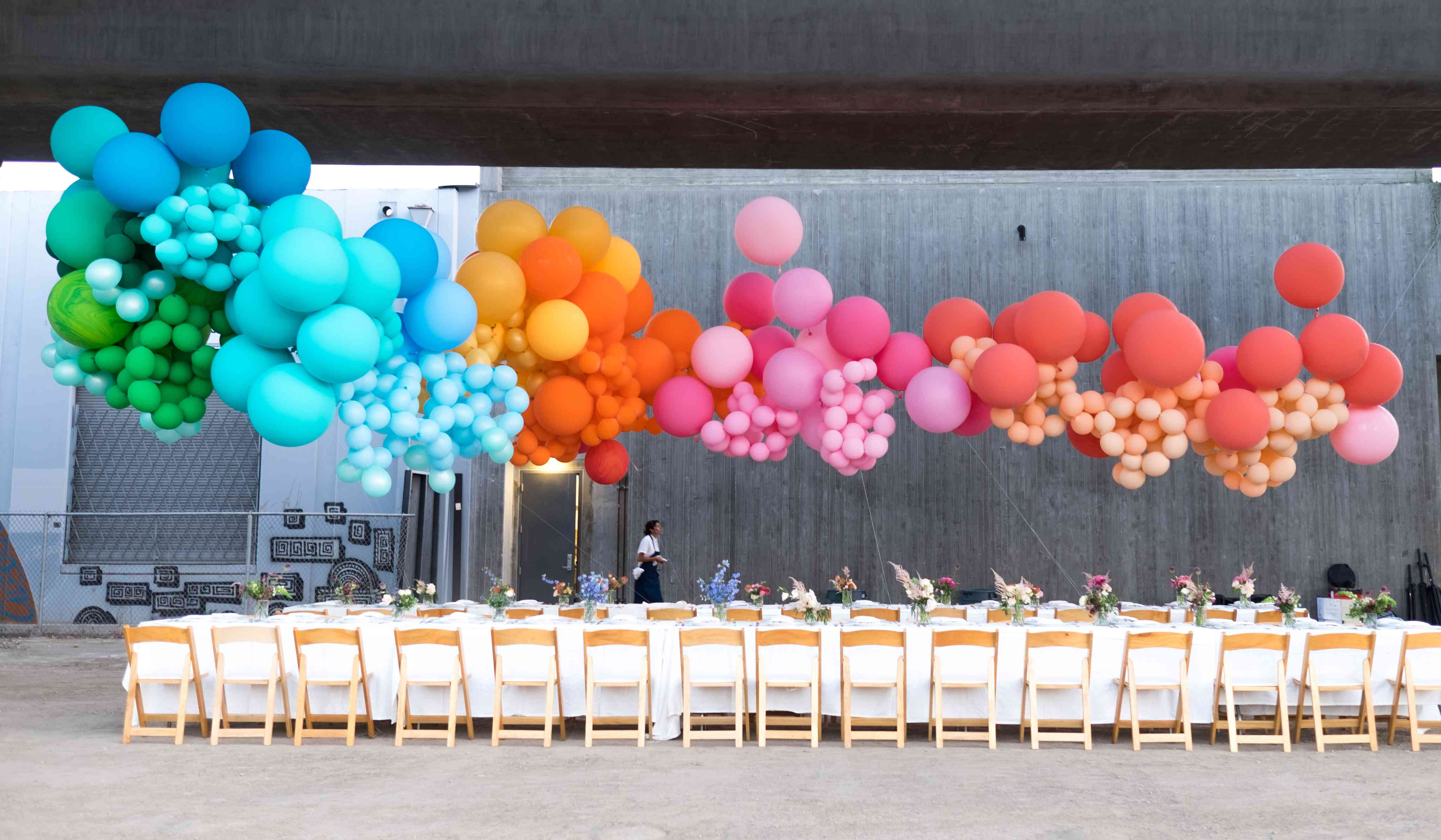 19 Ways To Use Balloons In Your Wedding Decor