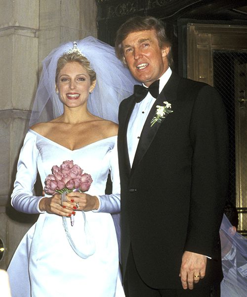 Ivanka Trump Wedding.The Wives And Weddings Of Donald Trump