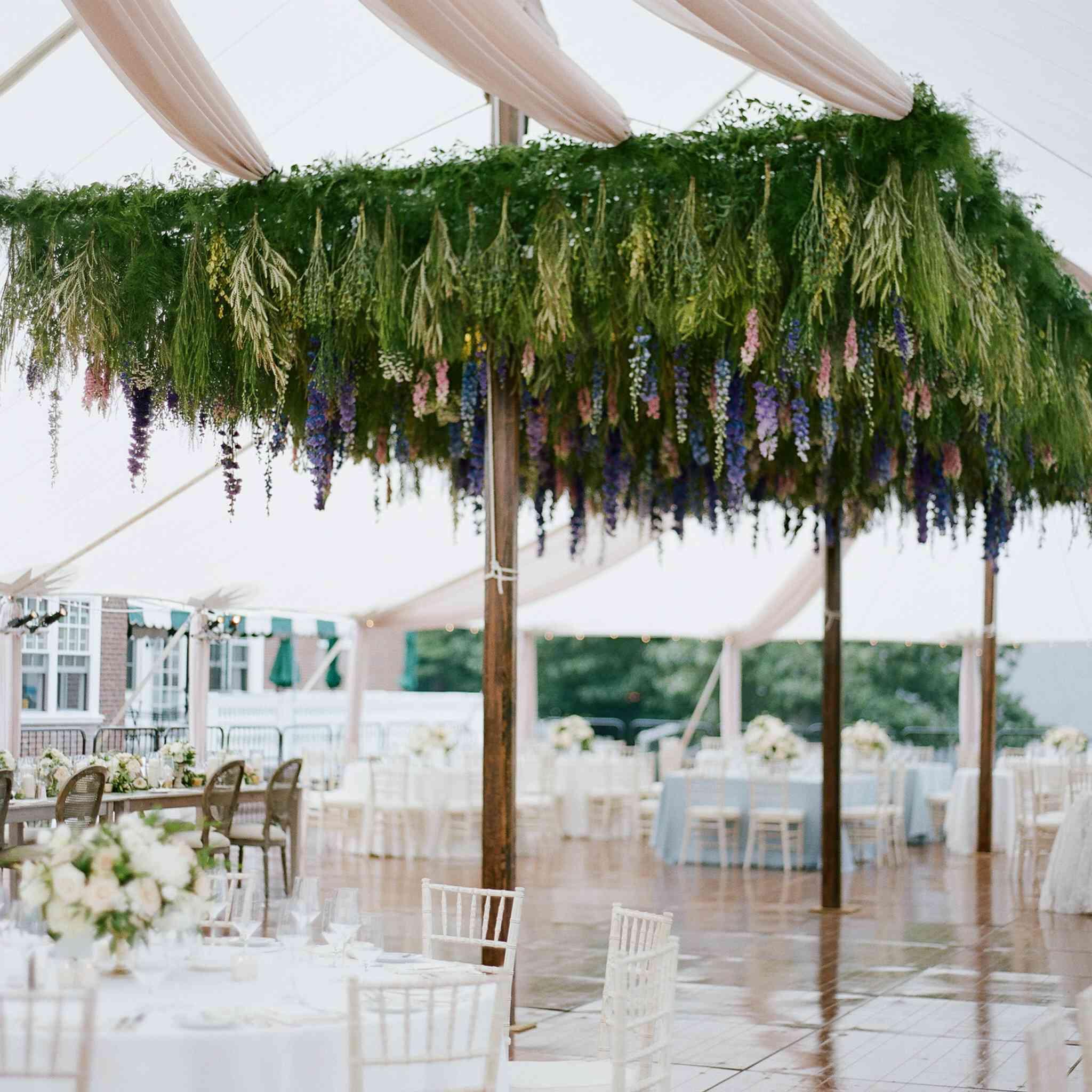 Greenery Overhang