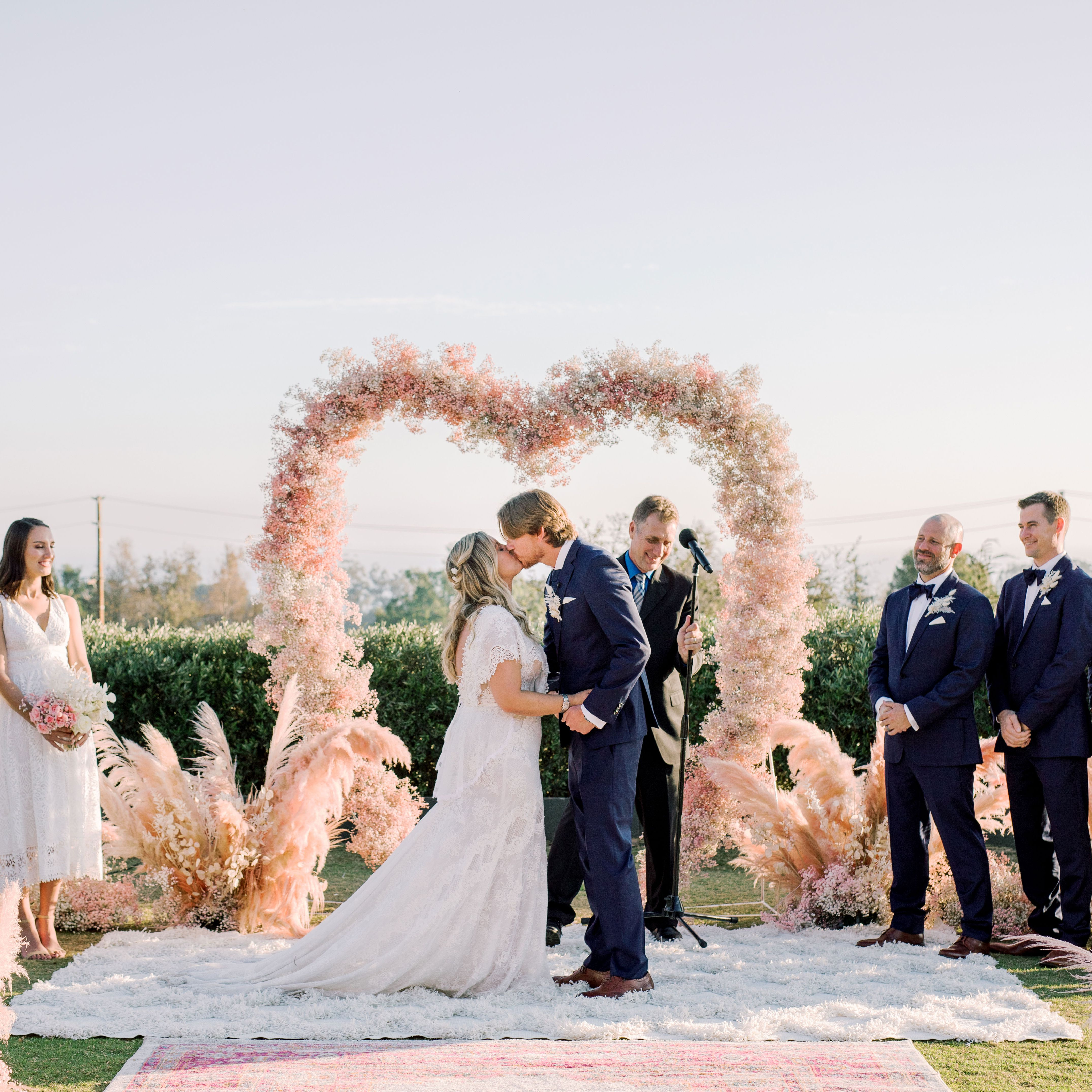 25 Valentine S Day Wedding Ideas To Send Your Heart Aflutter