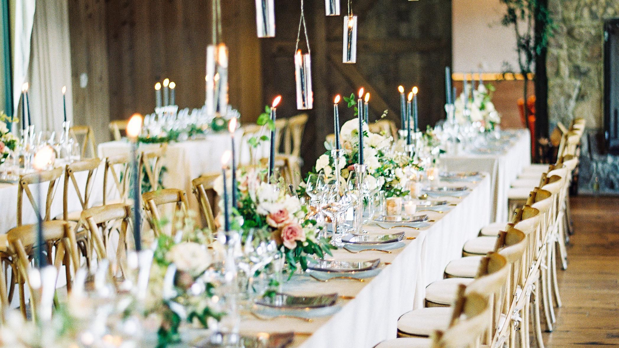 Everything You Should Rent For Your Wedding And What You Shouldn T