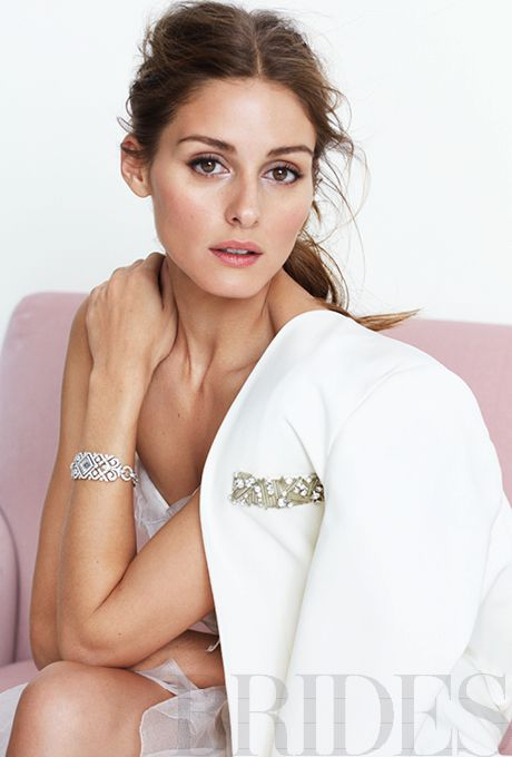 Olivia Palermo Wedding.Exclusive Outtakes From Olivia Palermo S Brides Cover Shoot