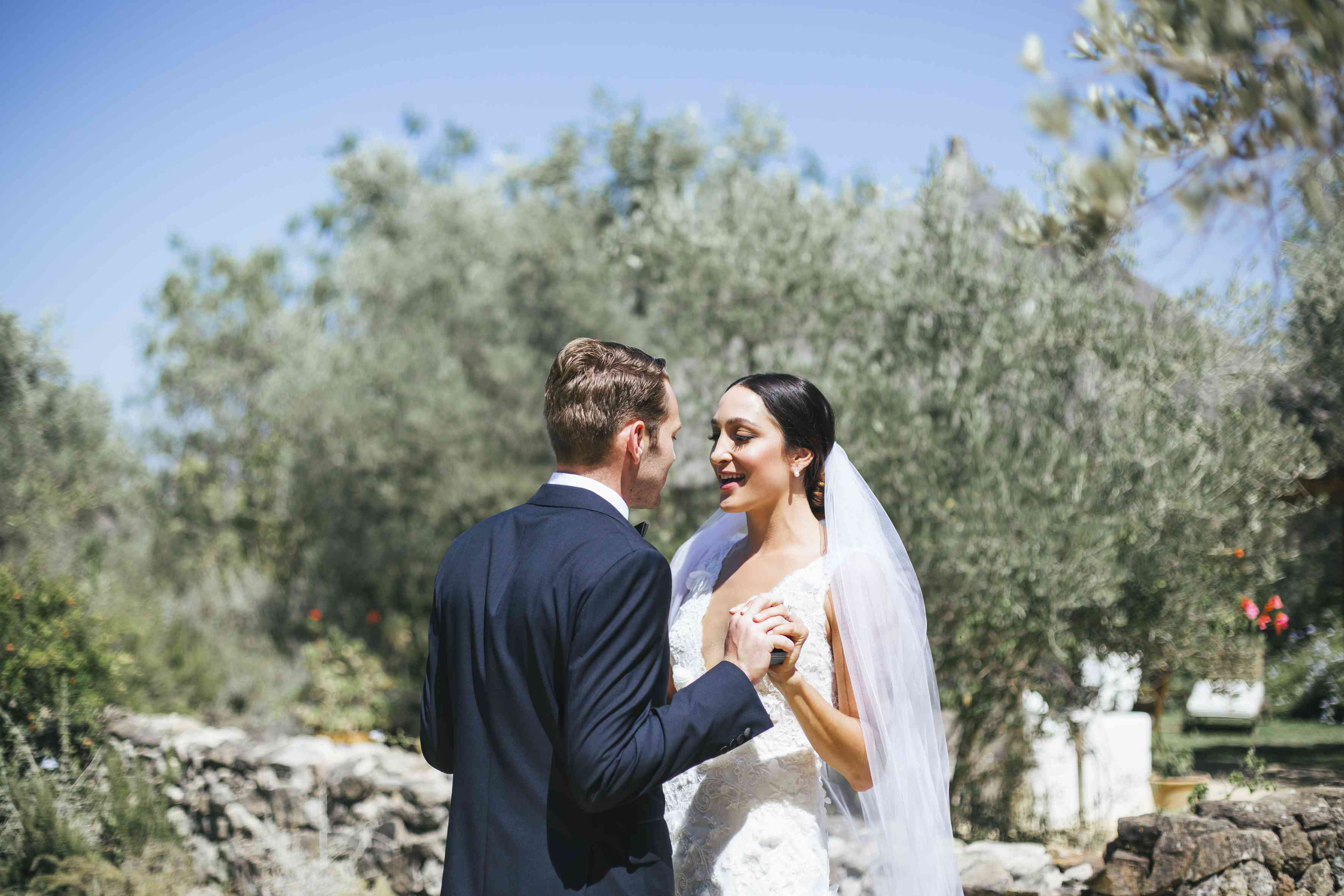 A Destination Wedding Weekend in the Andalusian Hills of Spain
