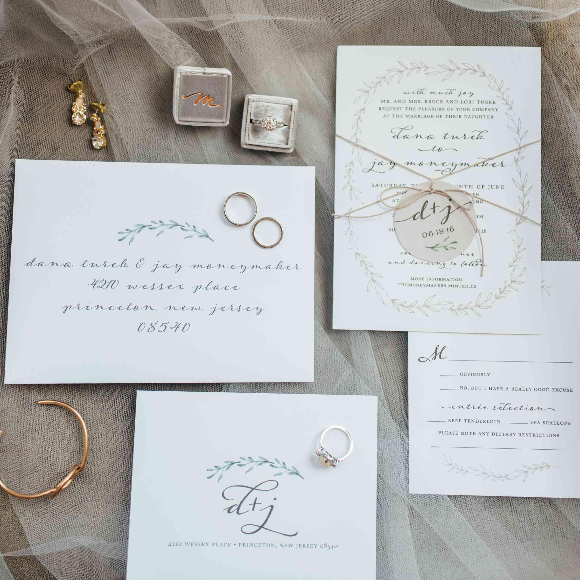Wedding Invite Protocol: 4 Tips To Nailing Wedding Invitation Etiquette