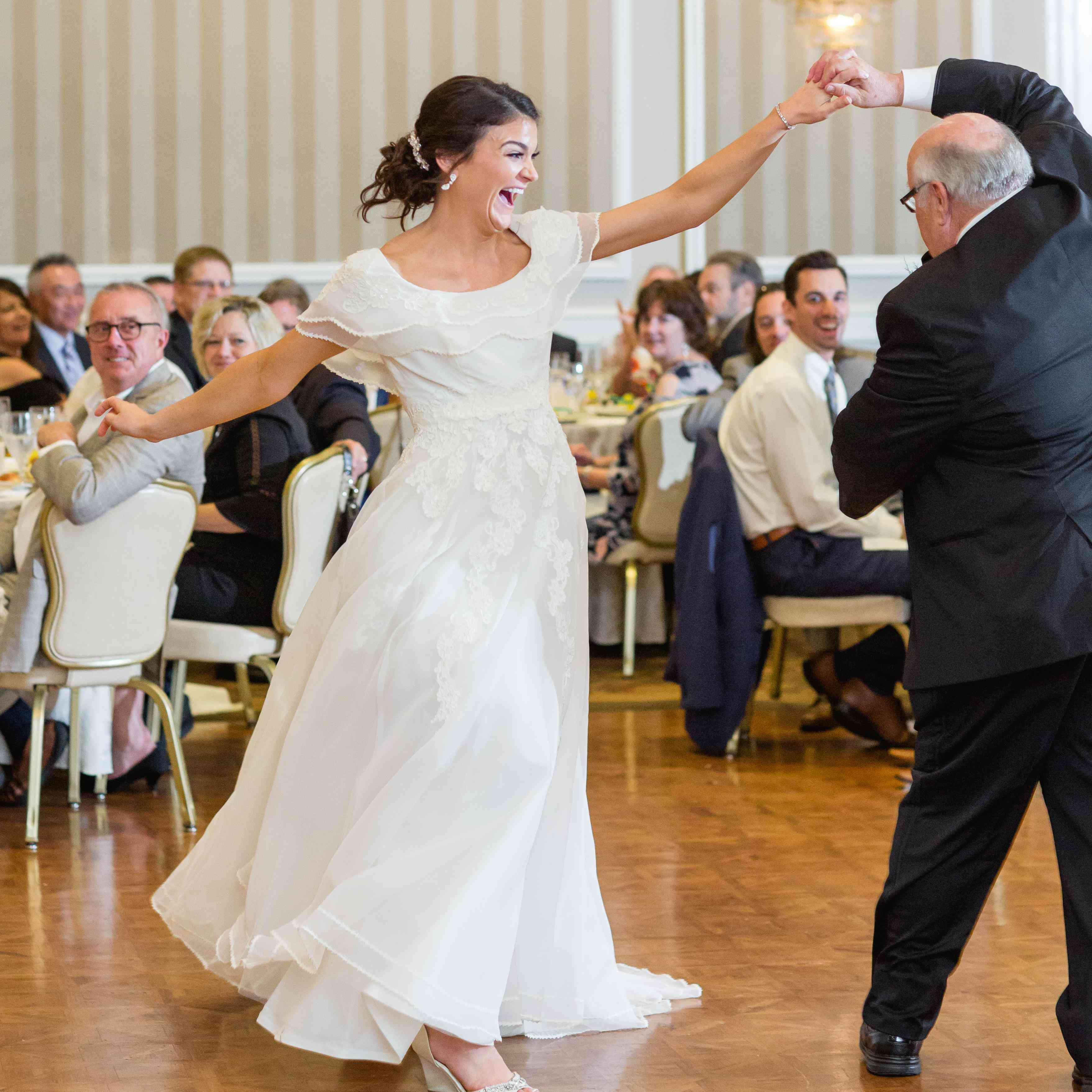 Wedding Gown For Parents: This Bride Surprised Her Parents By Changing Into Her Mom