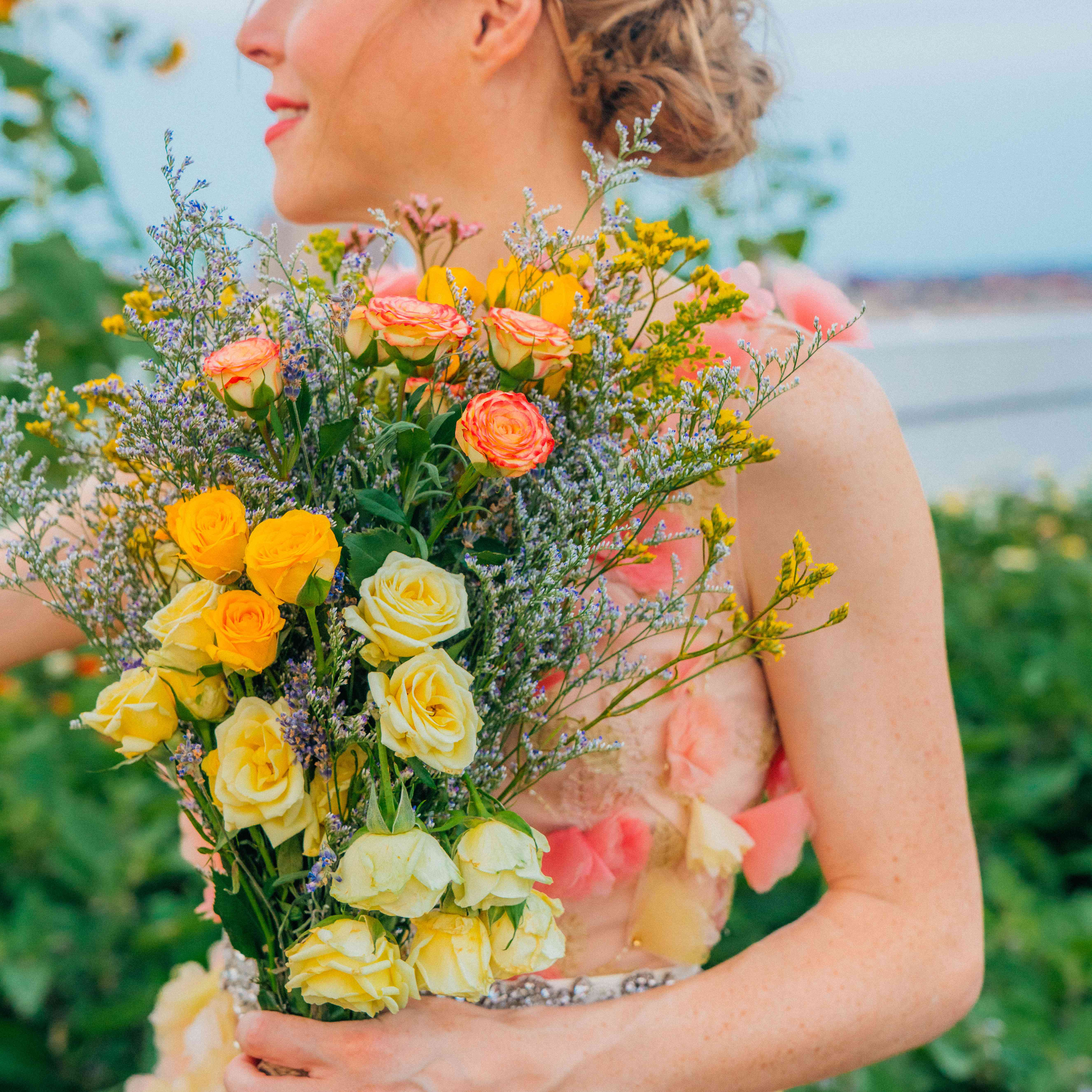 emma myles wedding bouquet