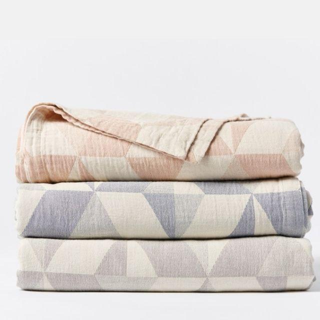Pismo Organic Throw Blanket
