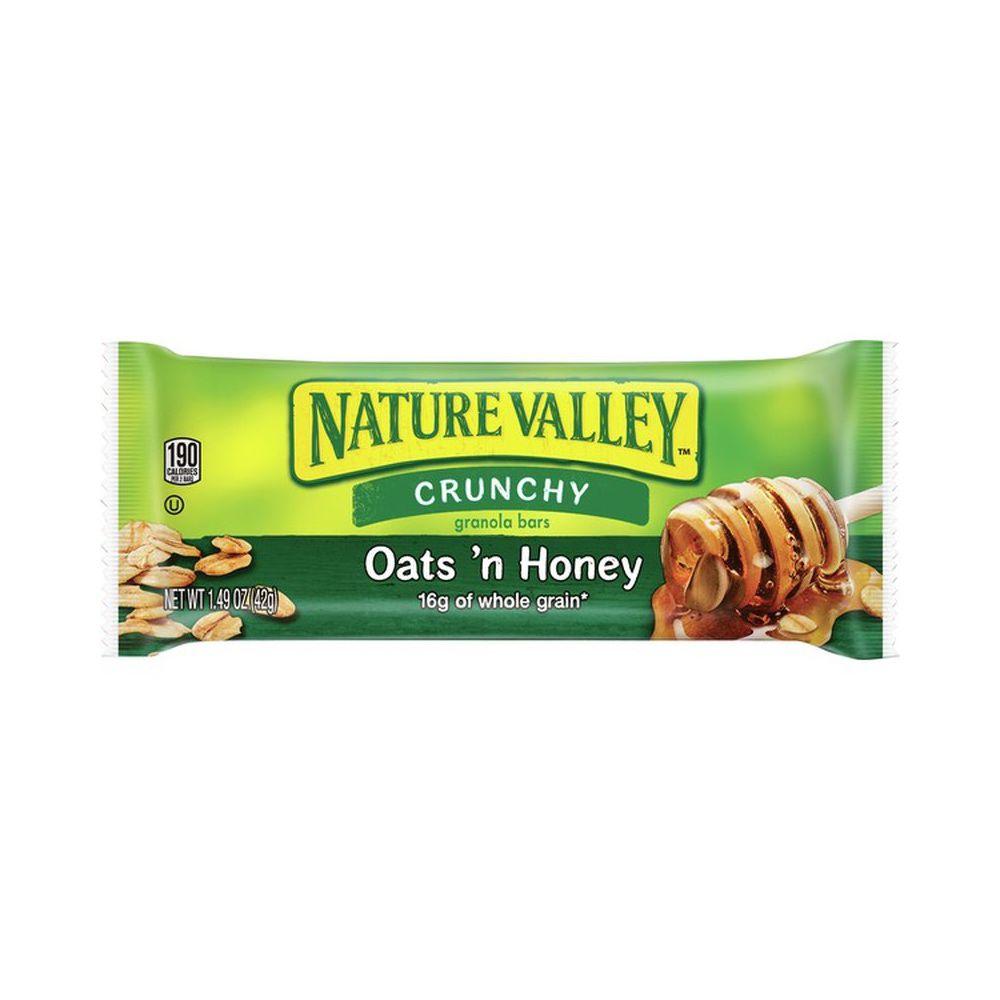 Nature Valley Granola Bar Crunchy Oats 'n Honey