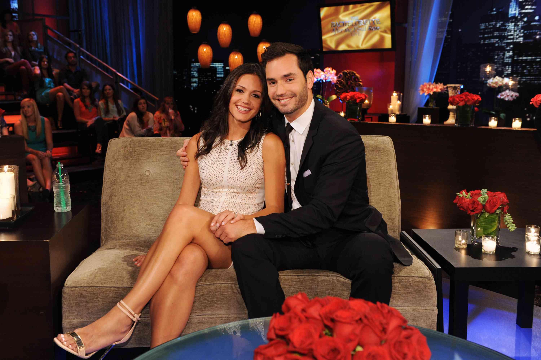 Desiree Hartsock and Chris Siegfried