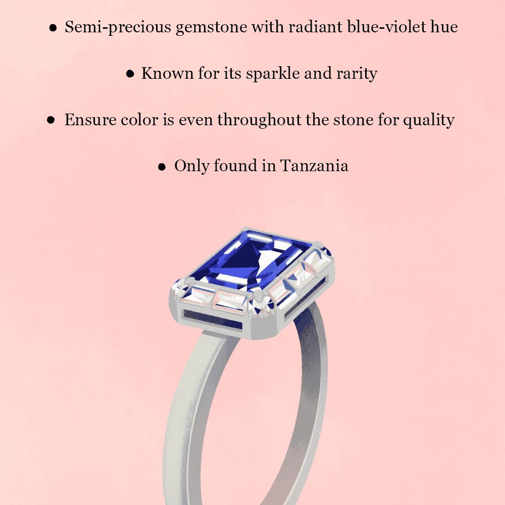 Tanzanite Gemstones 101