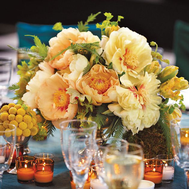 What Percent Of A Wedding Budget Should Go Toward Flowers?