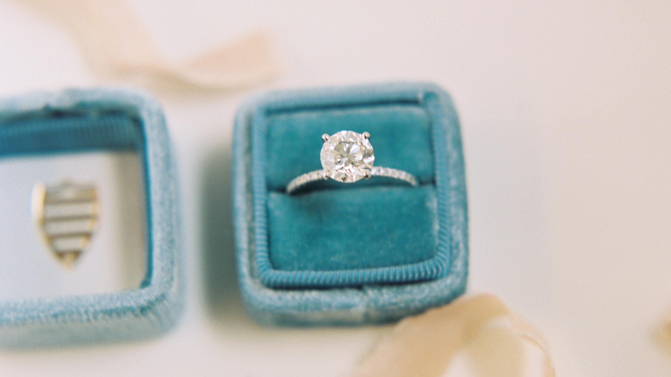 3 Things To Never Do To Your Engagement Ring