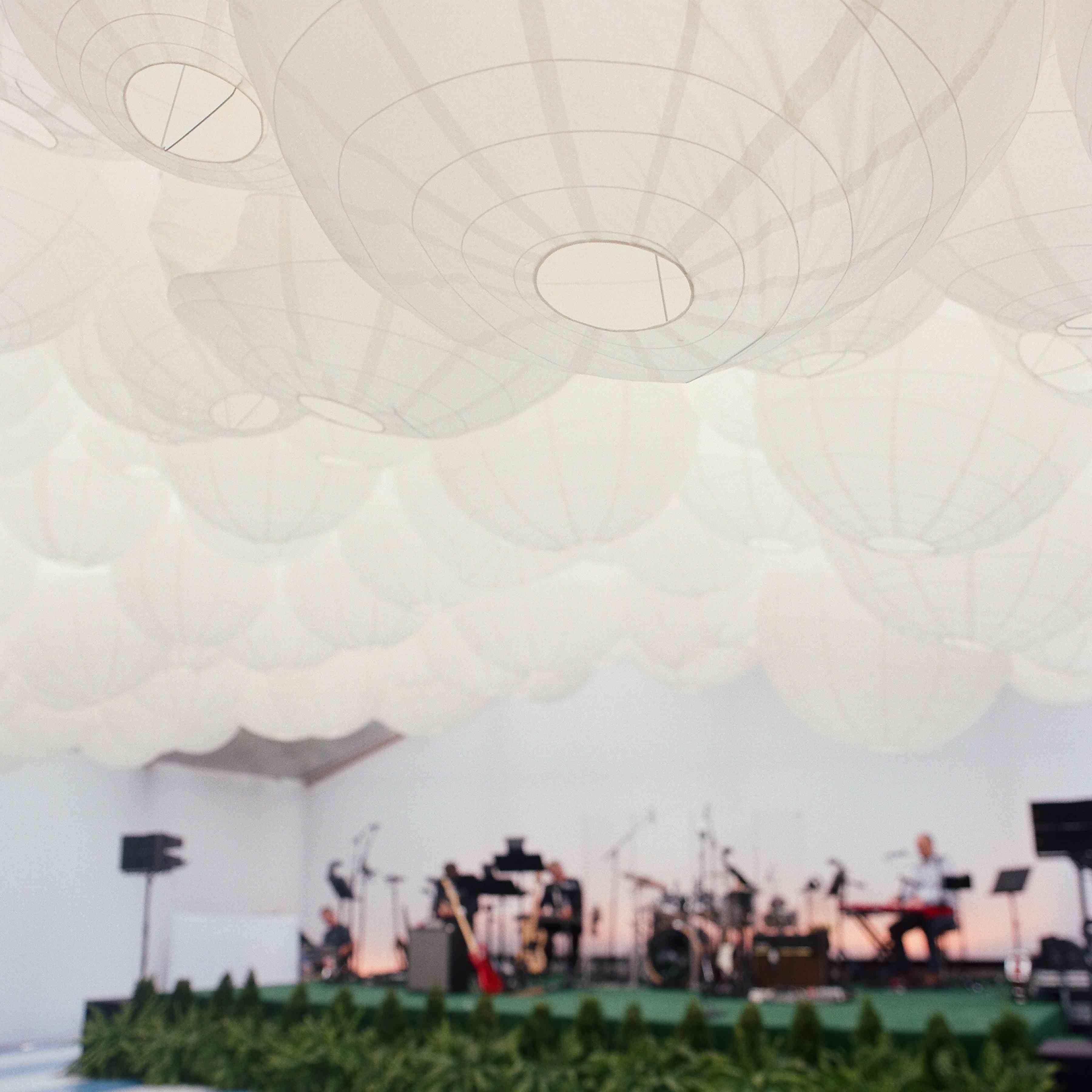 paper lantern decor