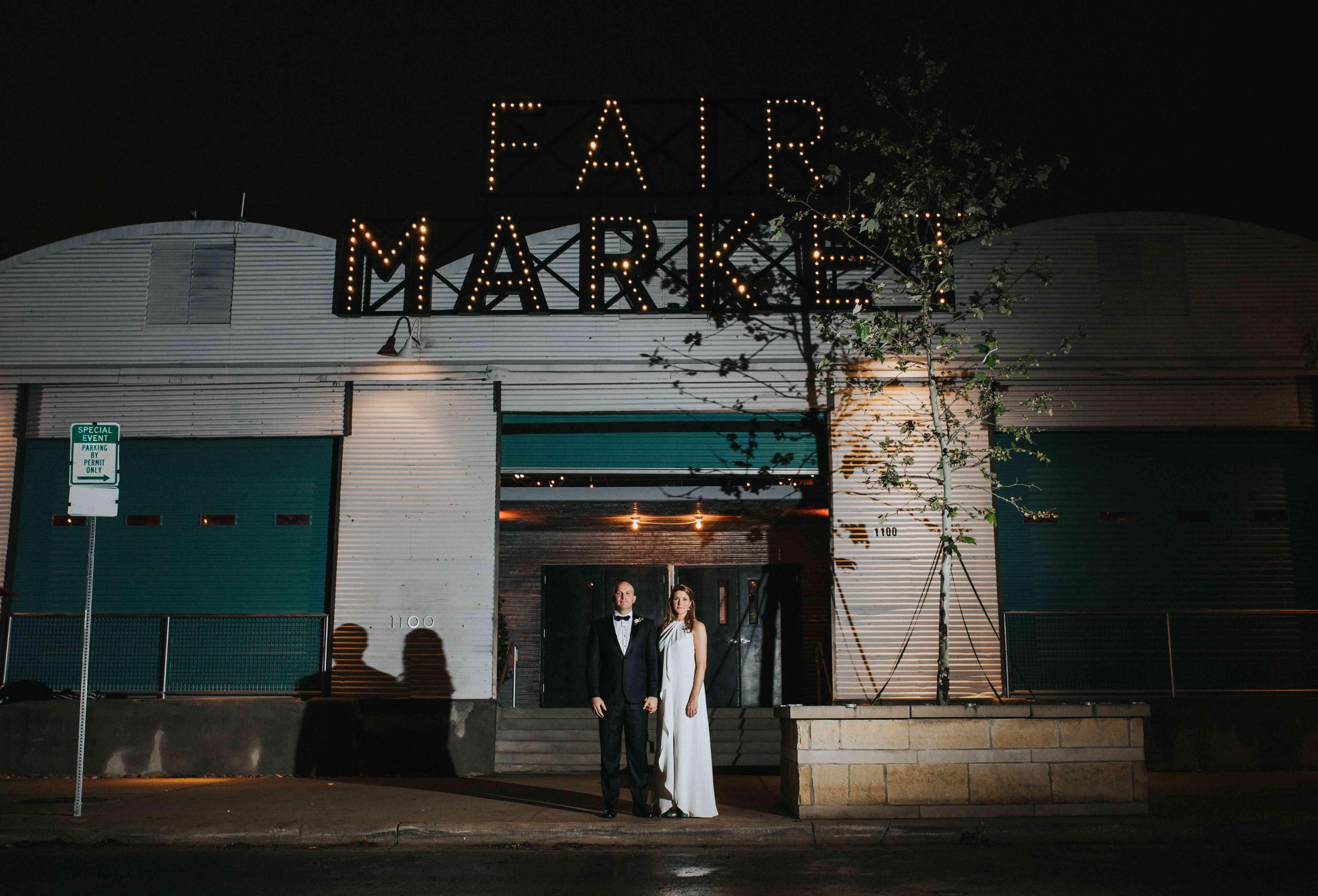Fair Market Wedding Venue
