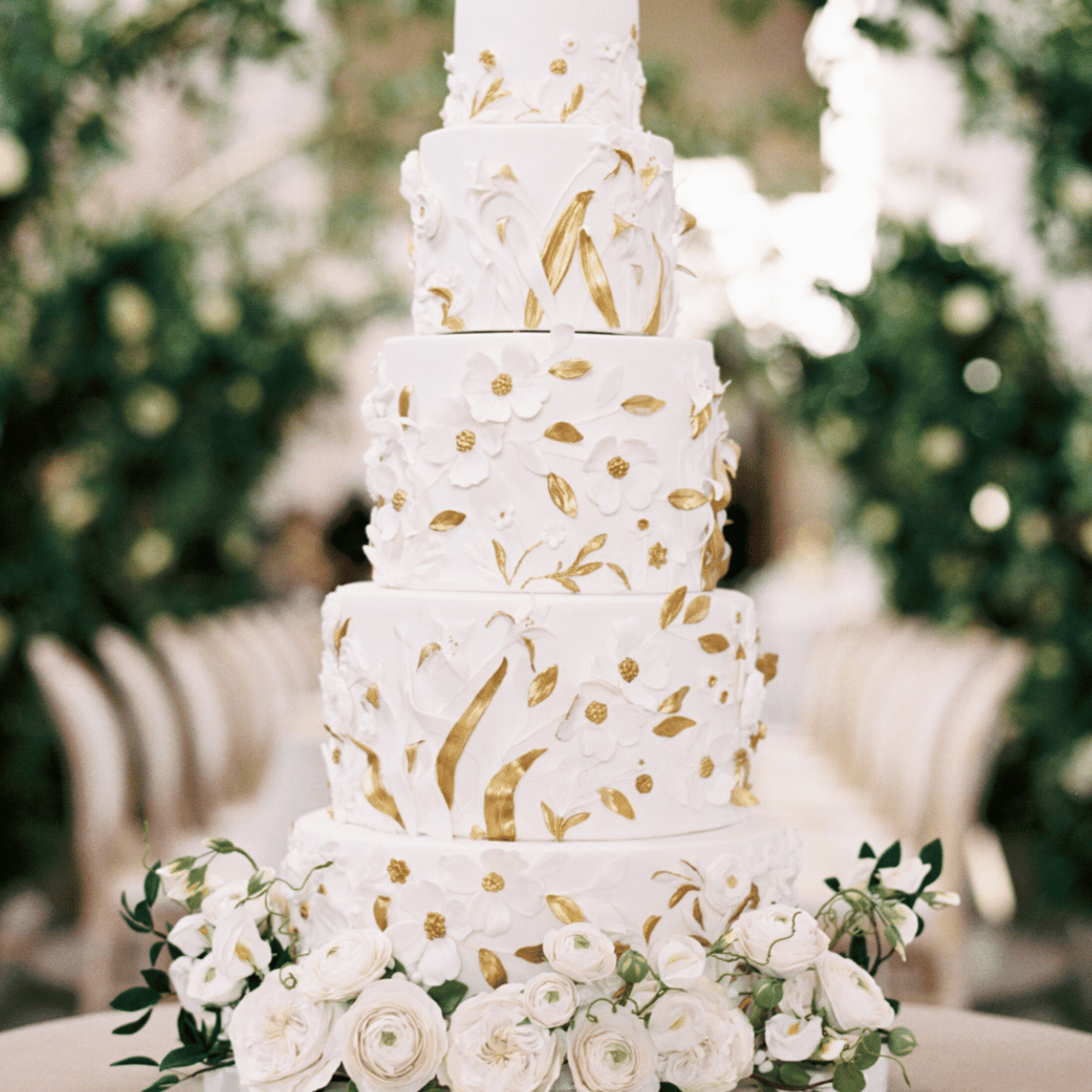 Extravagant cakes most wedding Are these