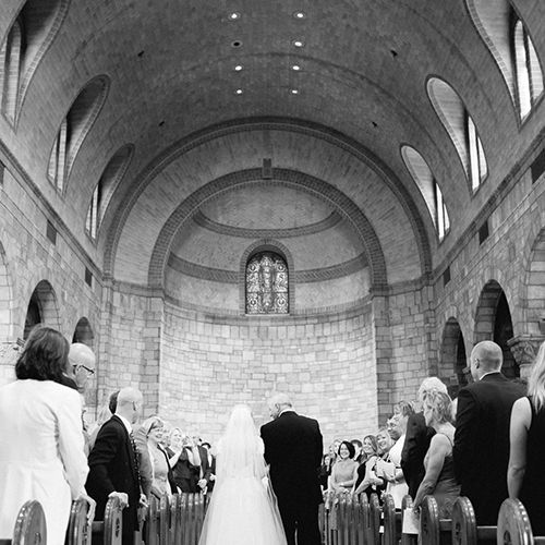 A Rustic-Meets-Romantic Wedding In The Twin Cities