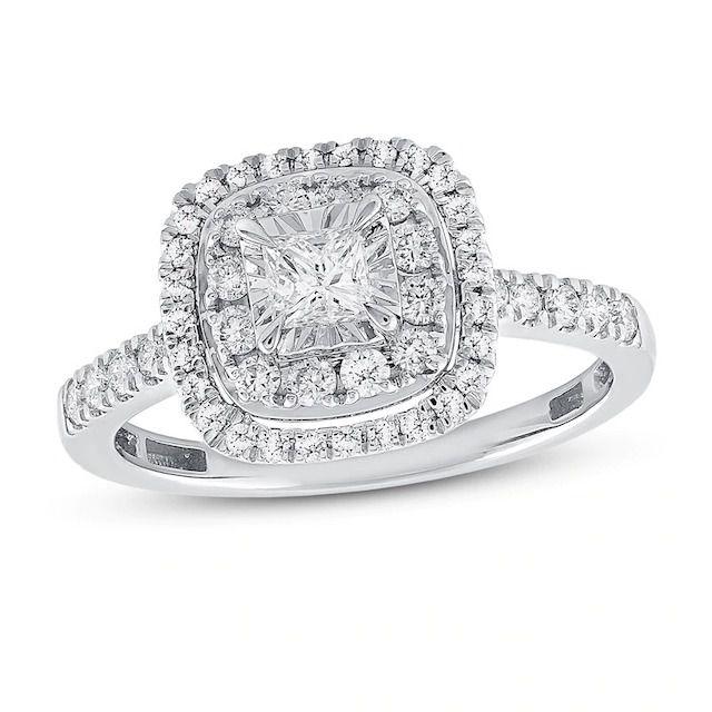 Kay Diamond Engagement Ring
