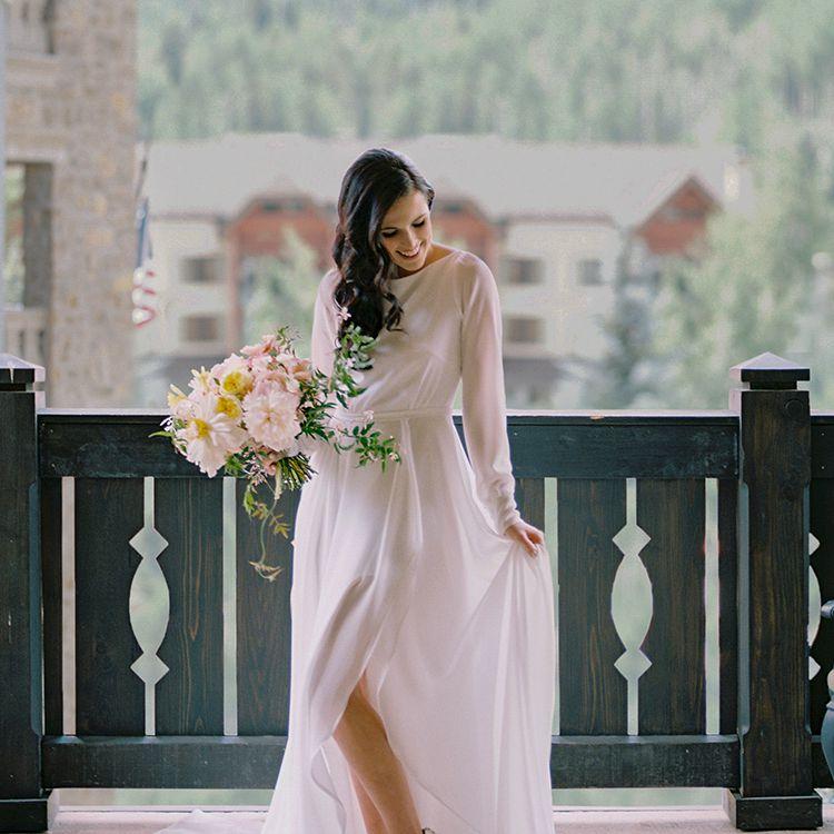 <p>Yasmine Leyani wedding dress</p><br><br>