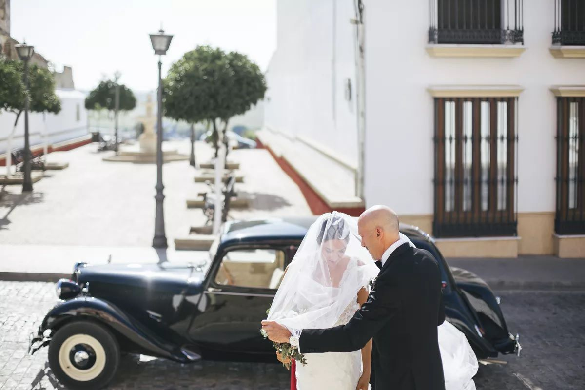 Seville, Spain wedding