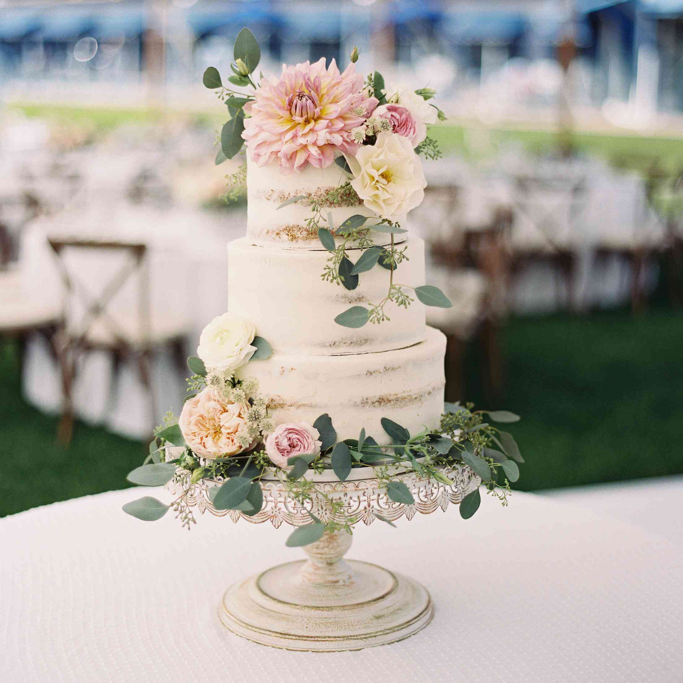 Wedding Cake Ideas Pinterest: 27 Pretty Wedding Cakes That Are Ready For Spring