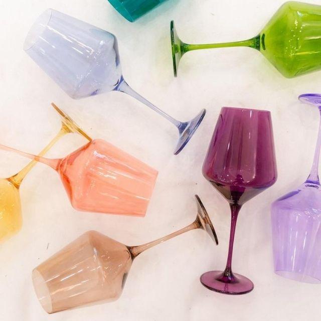 Estelle Glassware Collection