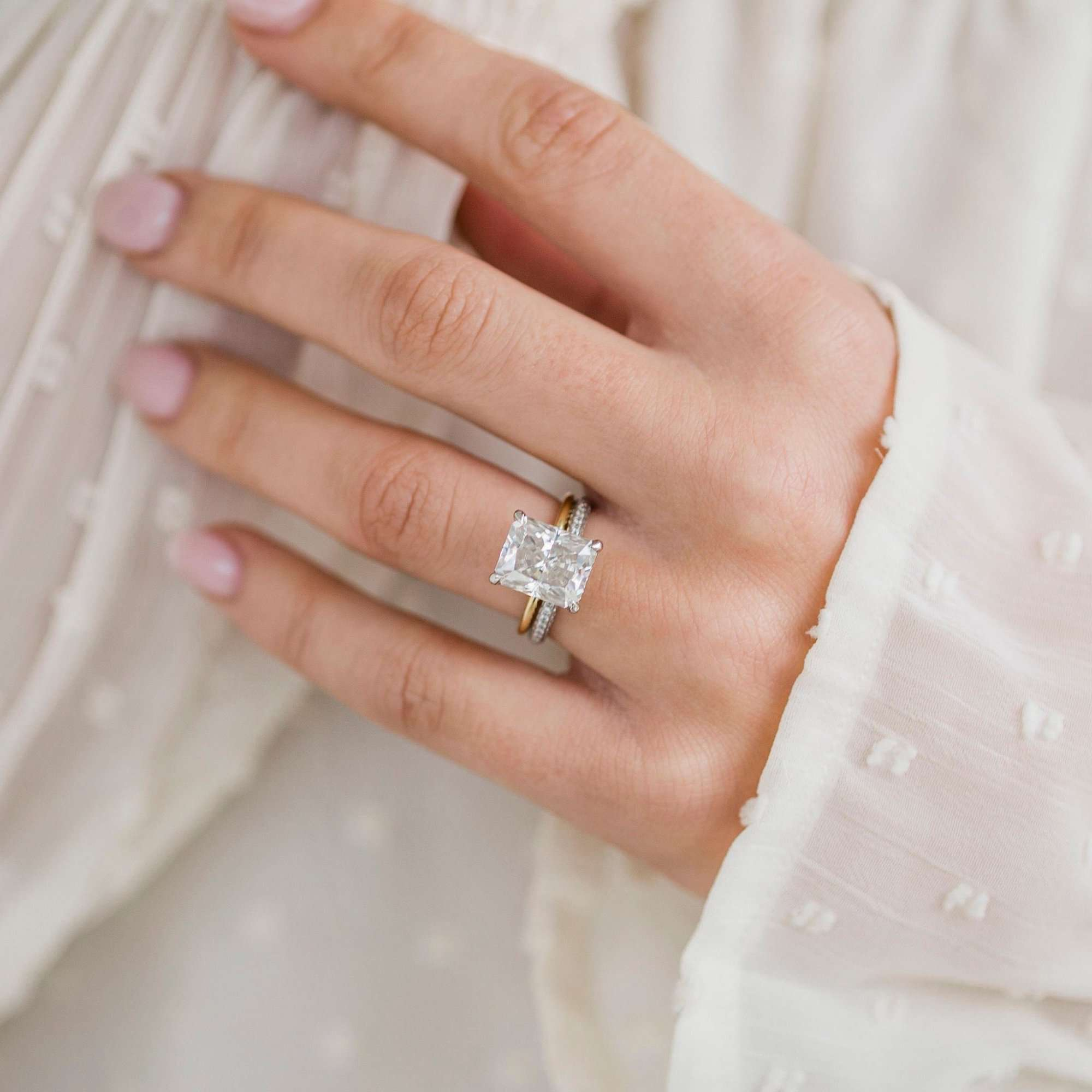 The 12 Most Popular Diamond Shapes For Engagement Rings