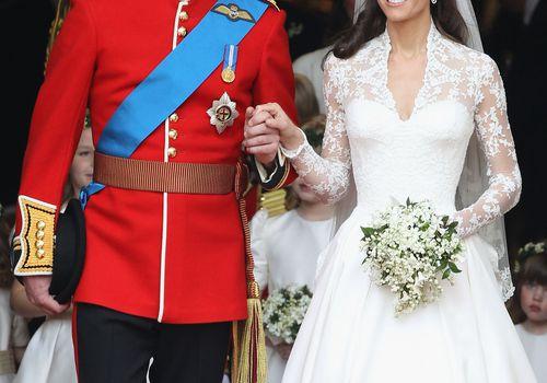 Kate Middleton's wedding dress, April 29, 2011