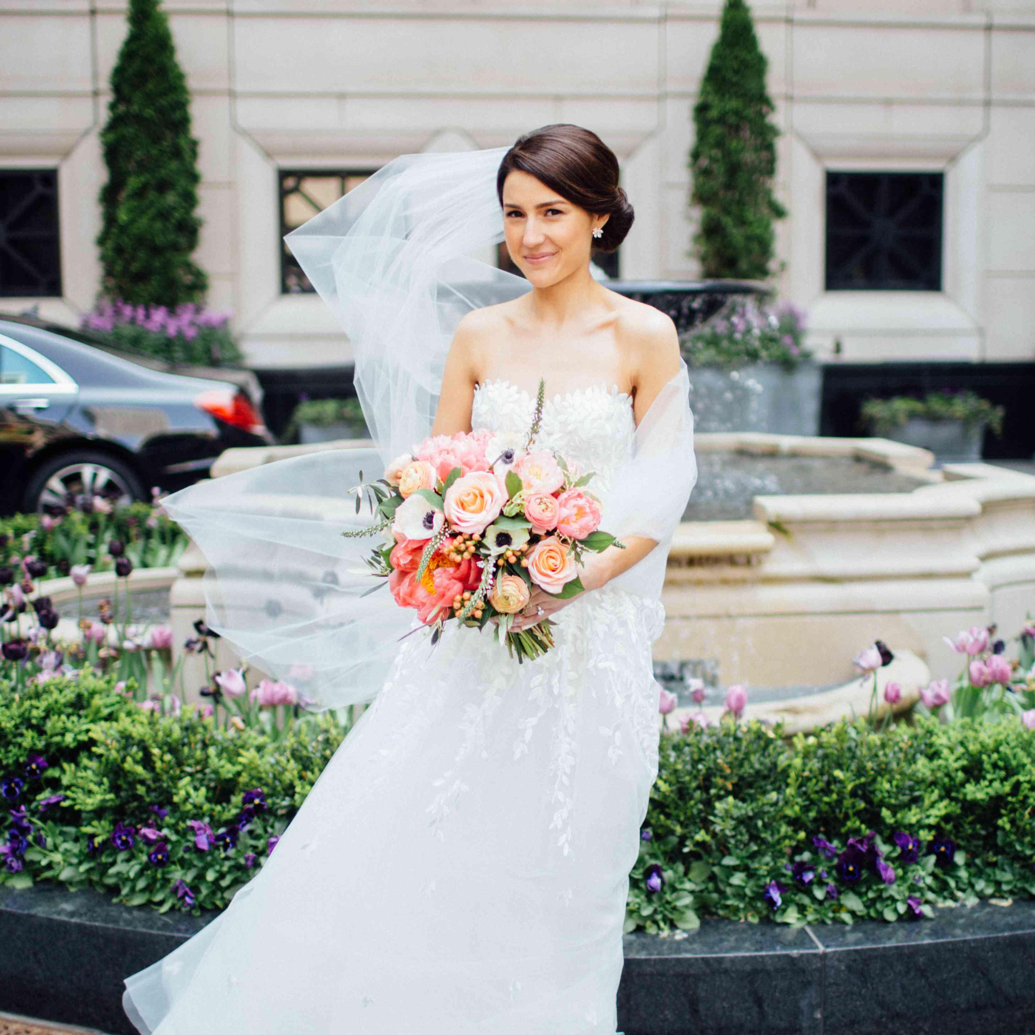 <p>Bridal Portrait</p><br><br>