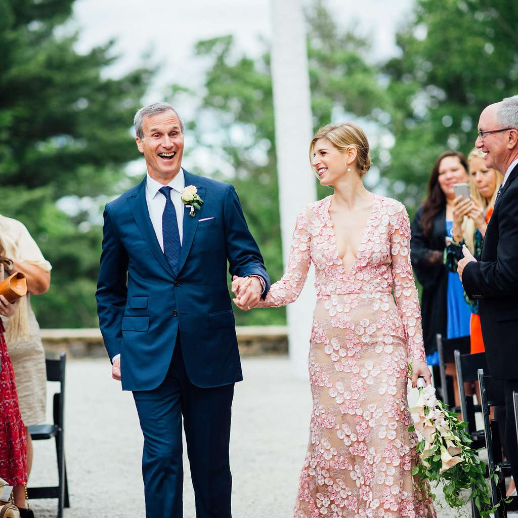 A Modern Wedding At An Art Museum Near Boston