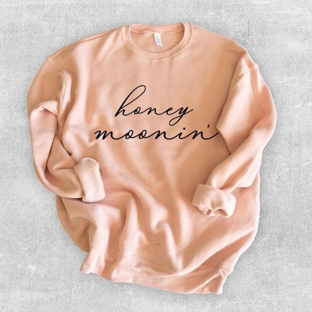 NovemberandMae Honeymoon Sweatshirt