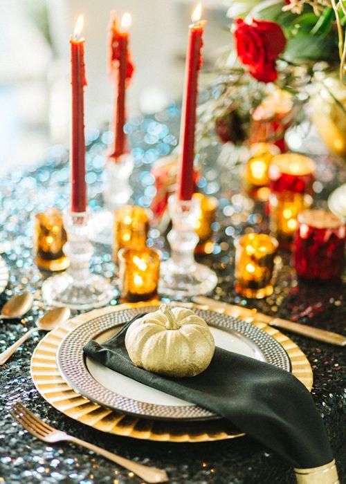 Wedding Rehearsal Dinner Ideas.20 Chic Ideas For A Halloween Themed Rehearsal Dinner