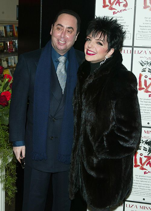 David Gest and Liza Minnelli: A Look Back at Their Over-the