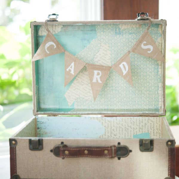 Wedding Card Box Ideas.Cute And Creative Card Boxes To Stash Your Cash