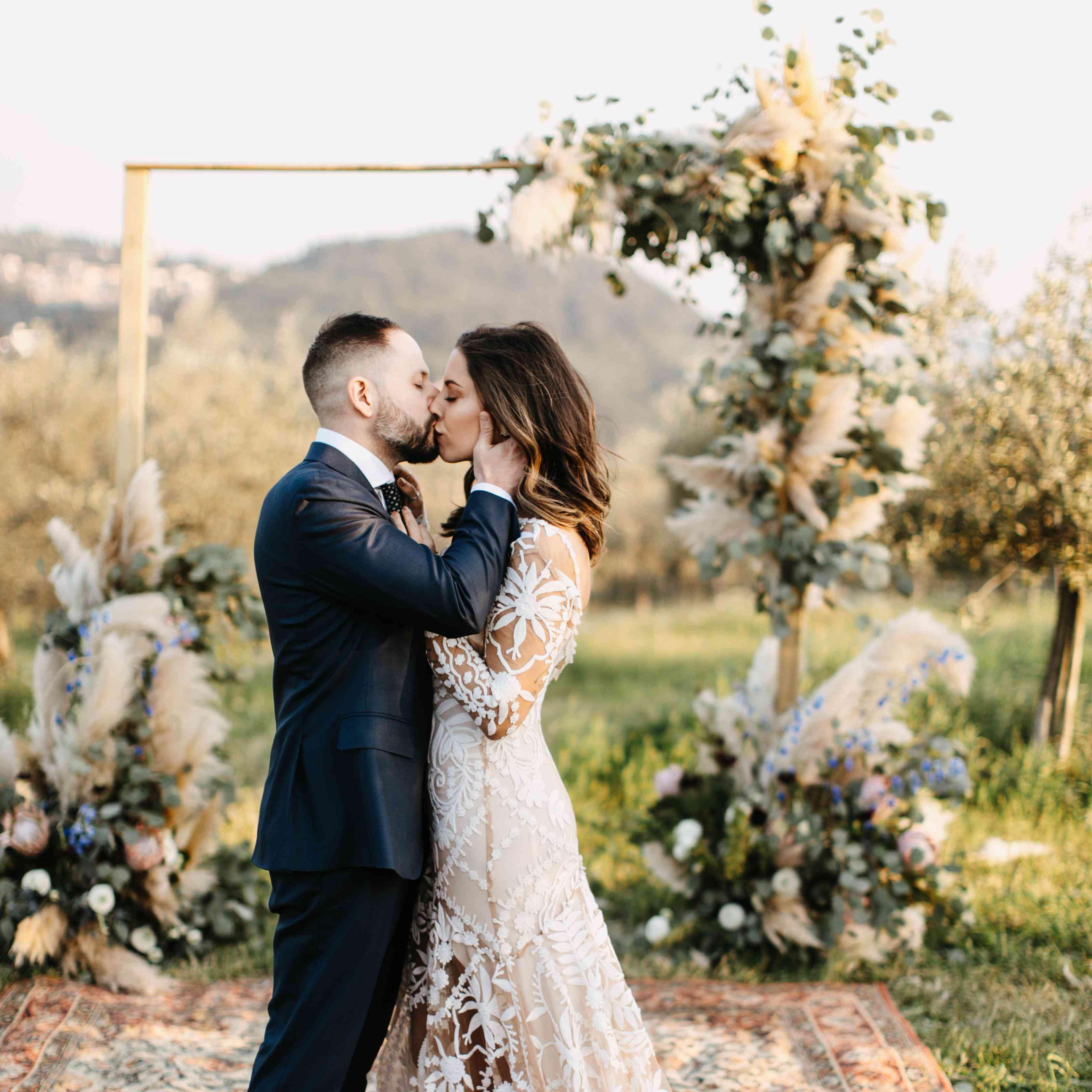 Bohemian Wedding Reception: 50 Wedding Ideas For The Boho Bride