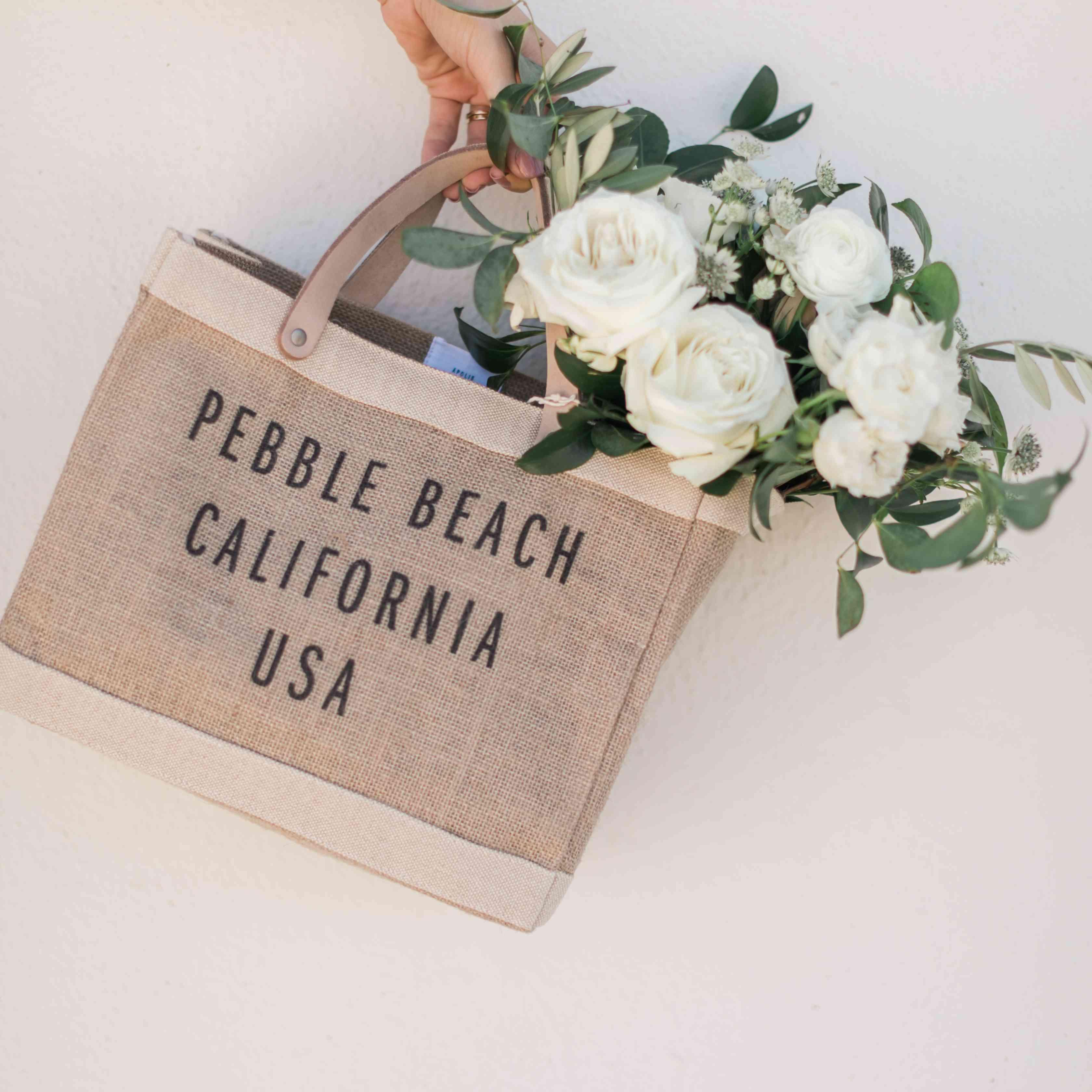 wedding bag/favor