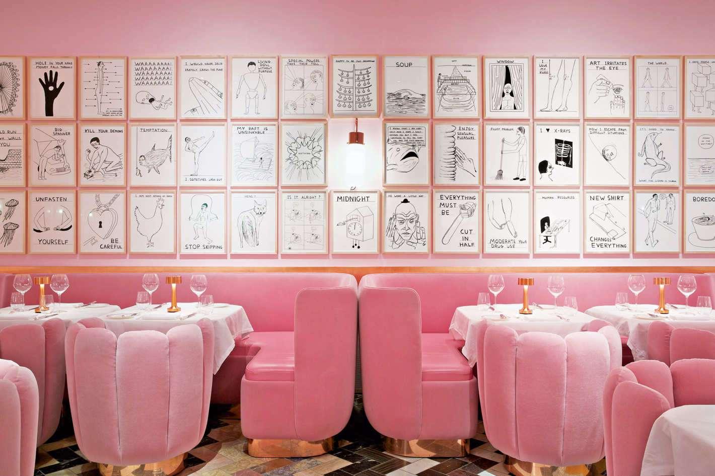 Pink Décor