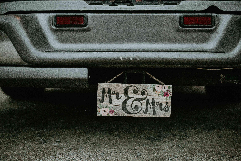<p>getaway car signs</p><br><br>