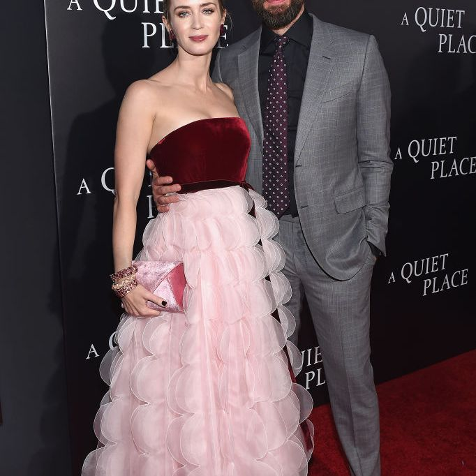 Everything You Need To Know About Emily Blunt And John Krasinski S Relationship