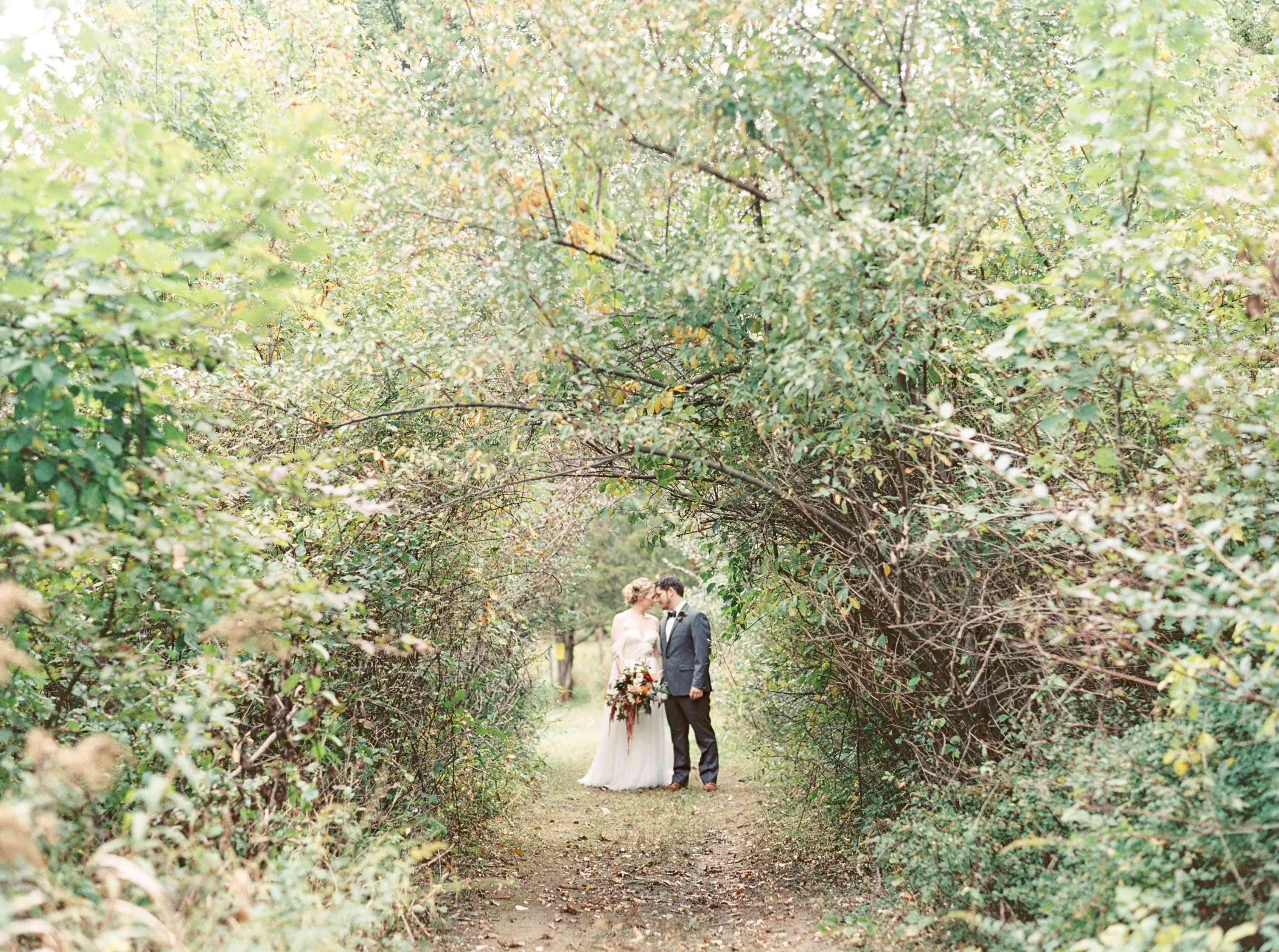 <p>Wedding photo at Crossed Keys Estate</p>