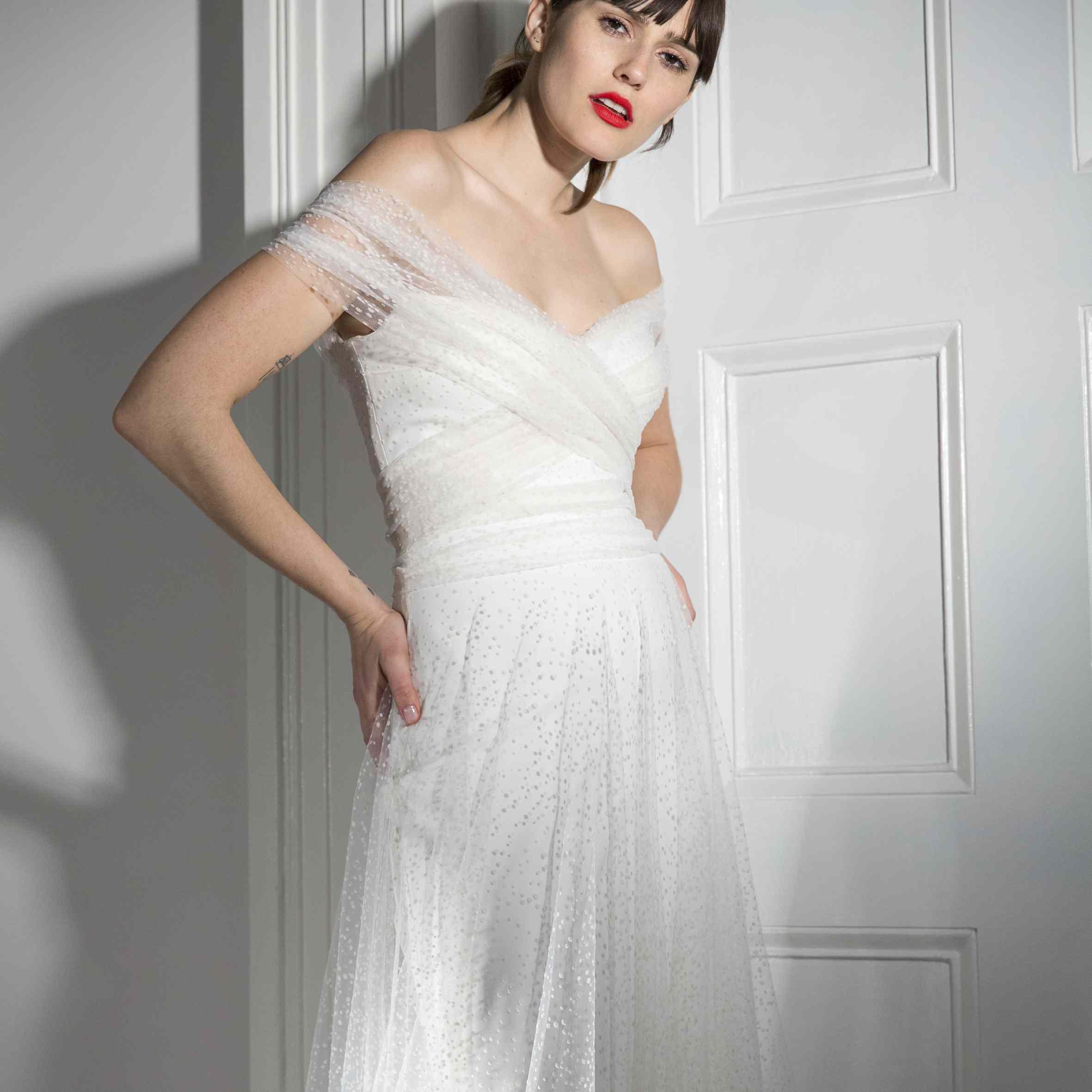 Gallery New Mira Zwillinger Wedding Dresses Spring 2019: Halfpenny London Bridal Spring 2019