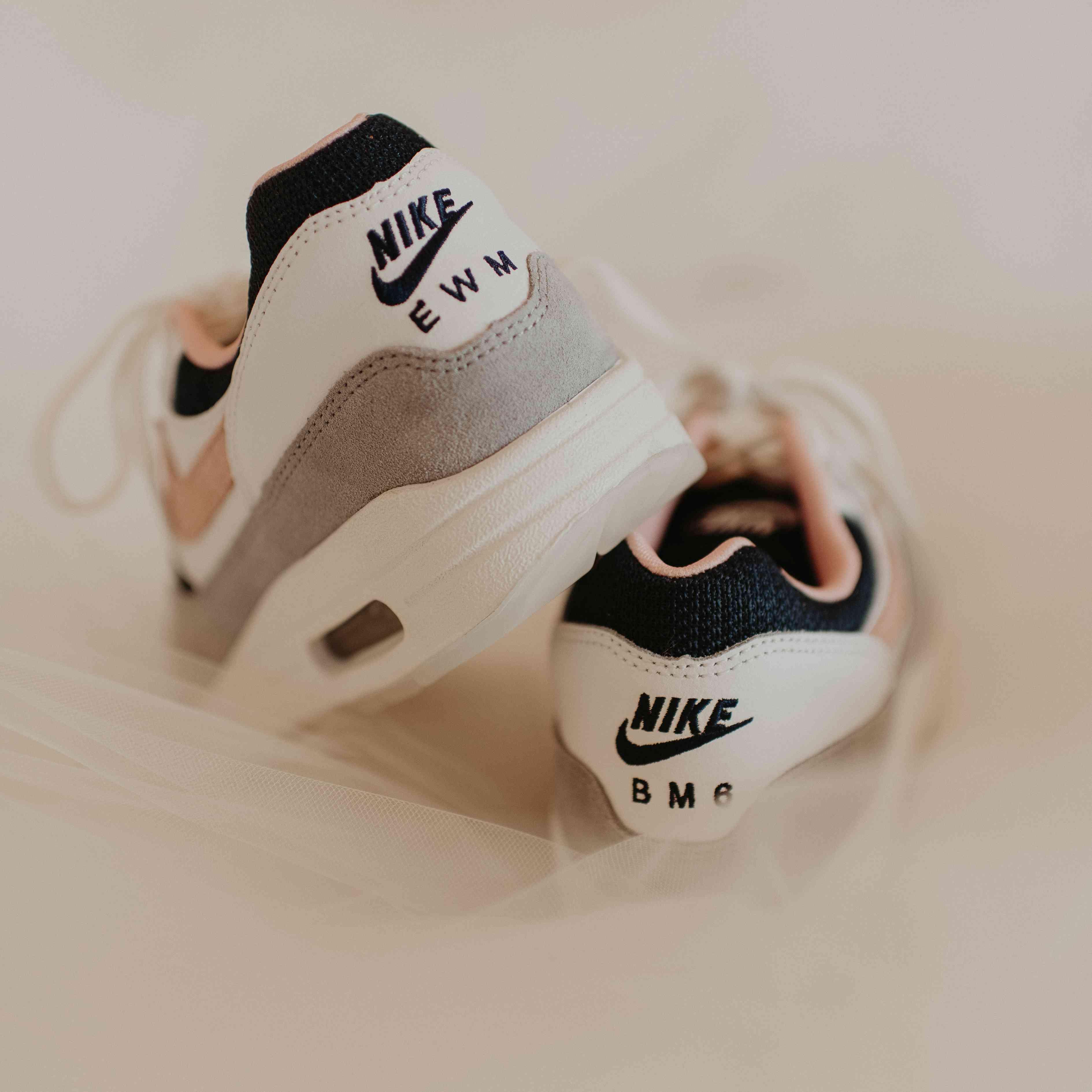 Baker Mayfield Wedding, sneakers