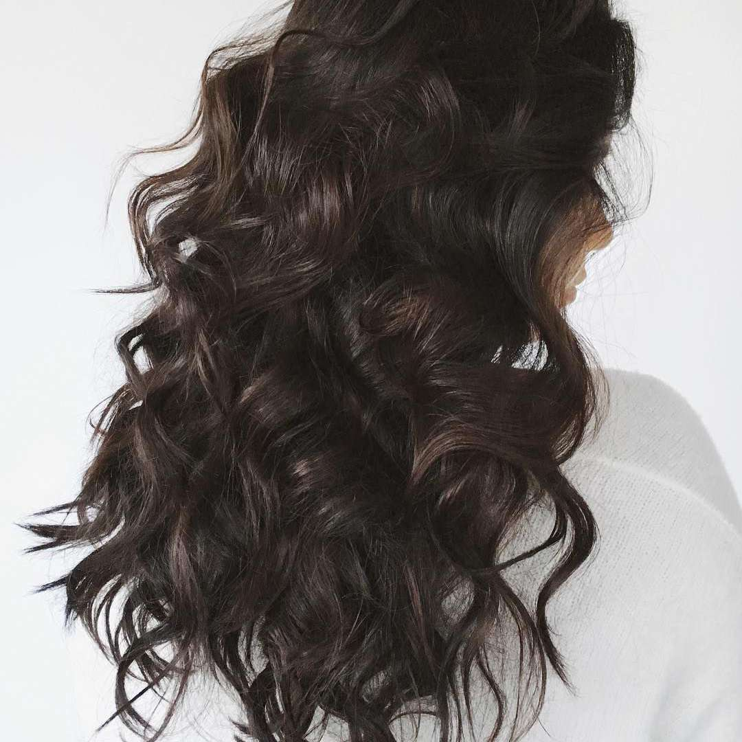 24 Wedding Worthy Hairstyles For Curly Hair
